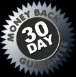 MONEY BACK GUARANTEE 30 DAY